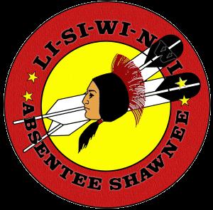 Absentee Shawnee logo