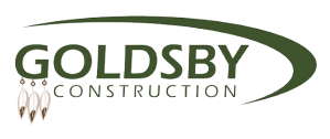 Goldsby Construction logo