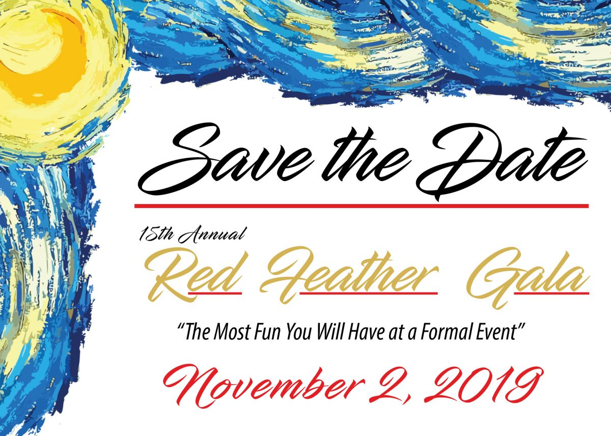 Red Feather Gala